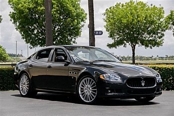 2012 Maserati Quattroporte S for sale 100721006