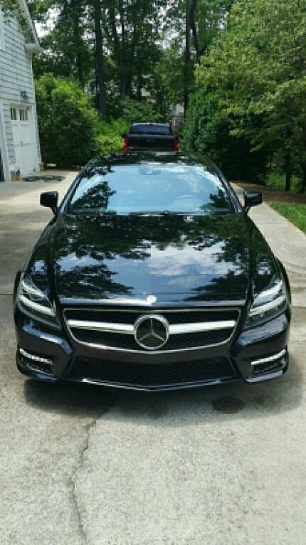 2012 mercedes benz cls550 classics for sale classics on autotrader. Black Bedroom Furniture Sets. Home Design Ideas