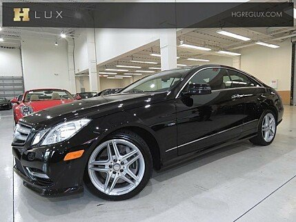 2012 Mercedes-Benz E550 Coupe for sale 100892584