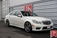 2012 Mercedes-Benz E63 AMG Sedan for sale 100943213