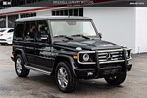 2012 Mercedes-Benz G550 for sale 100917233