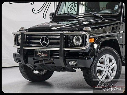2012 Mercedes-Benz G550 for sale 100928290
