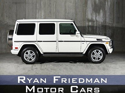 2012 Mercedes-Benz G550 for sale 101011535
