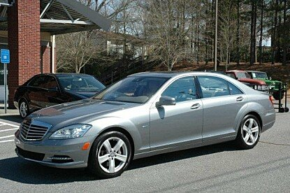 2012 Mercedes-Benz S550 for sale 100746183