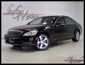 2012 Mercedes-Benz S550 4MATIC for sale 100905497