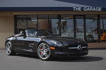 2012 Mercedes-Benz SLS AMG Roadster for sale 100820467