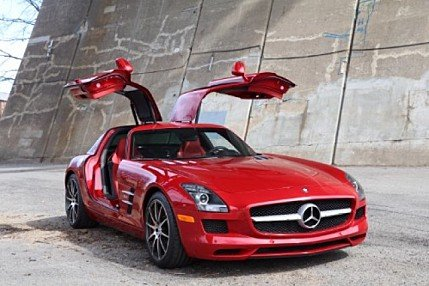 2012 Mercedes-Benz SLS AMG for sale 100861758