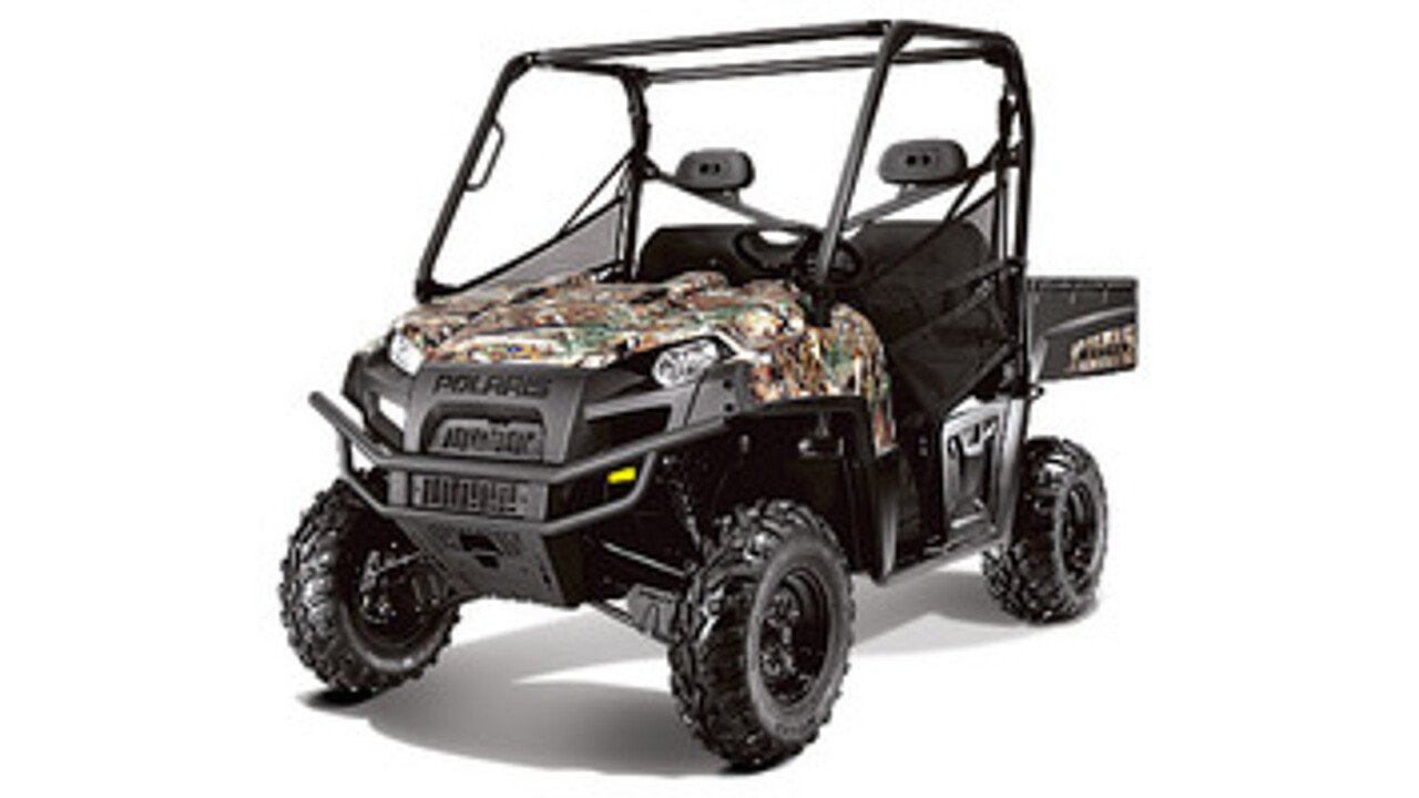 2012 Polaris Ranger XP 800 for sale 200599777