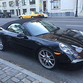 2012 Porsche 911 Carrera S Cabriolet for sale 100758894