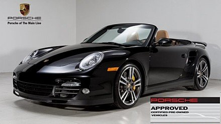 2012 Porsche 911 Cabriolet for sale 100863786