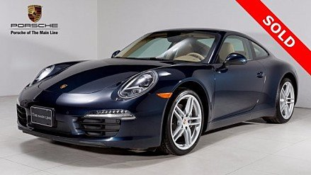 2012 Porsche 911 Carrera Coupe for sale 100889260