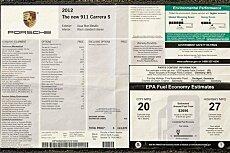 2012 Porsche 911 Carrera S Coupe for sale 100997974