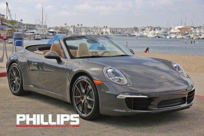 2012 Porsche 911 Carrera S Cabriolet for sale 101004064