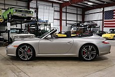 2012 Porsche 911 Cabriolet for sale 101029987