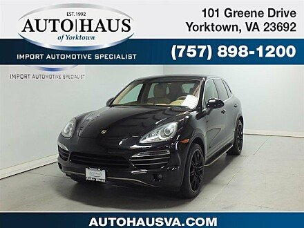 2012 Porsche Cayenne S for sale 100994348