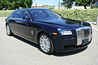 2012 Rolls-Royce Ghost Extended Wheelbase for sale 100794537