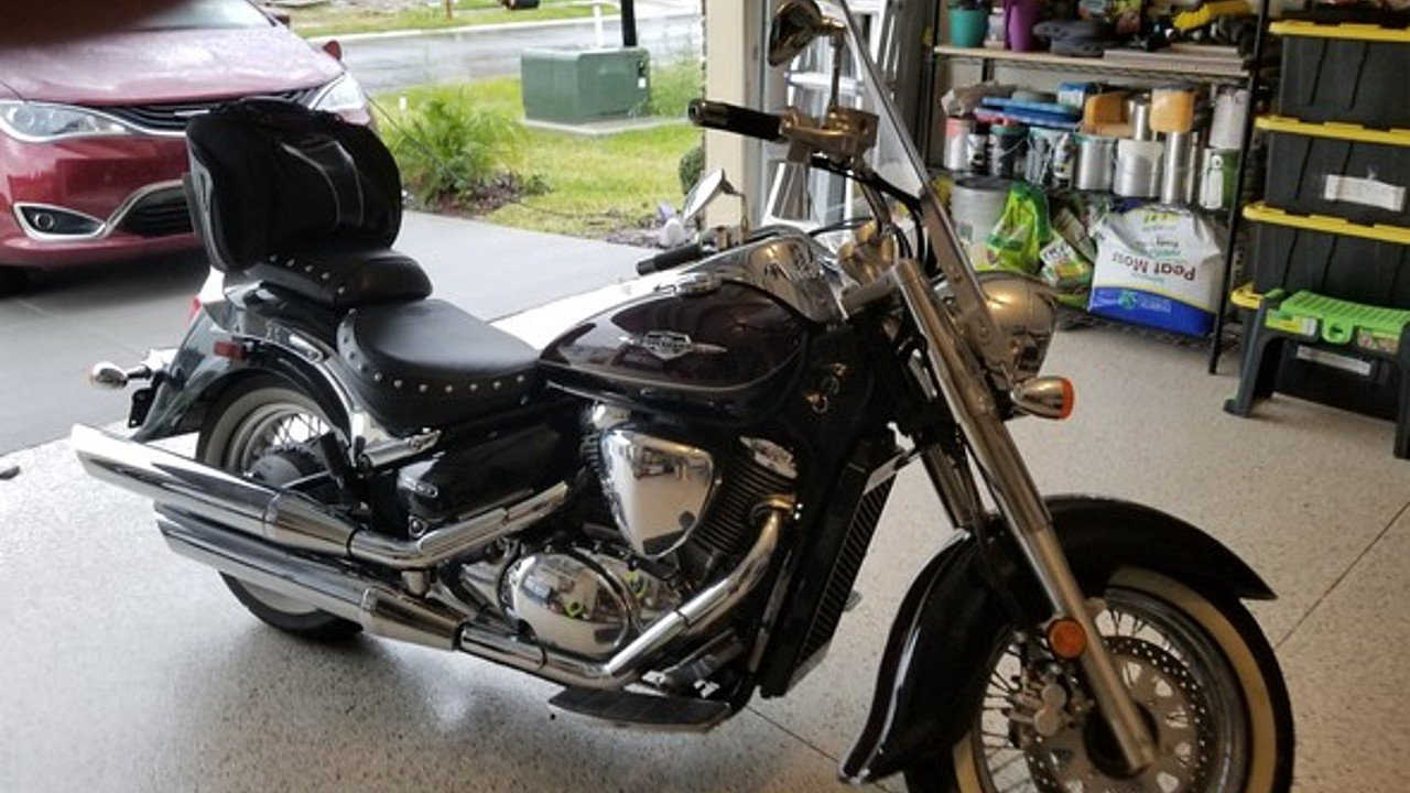 2012 Suzuki Boulevard 800 for sale 200563660