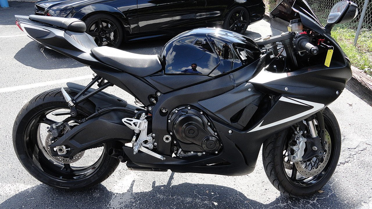 2012 Suzuki GSX-R600 for sale 200494476