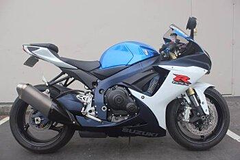 2012 Suzuki GSX-R750 for sale 200400352