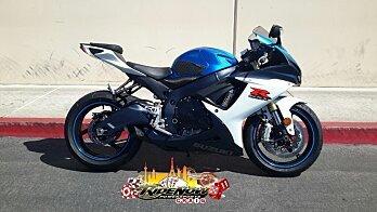 2012 Suzuki GSX-R750 for sale 200482925