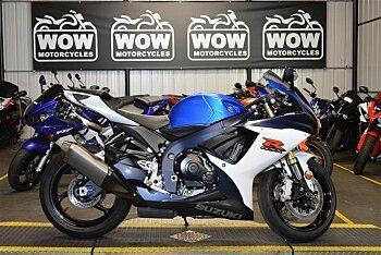 2012 Suzuki GSX-R750 for sale 200507447