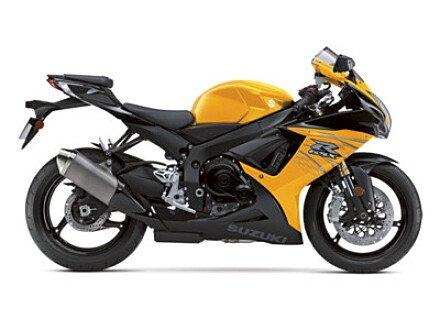 2012 Suzuki GSX-R750 for sale 200513202