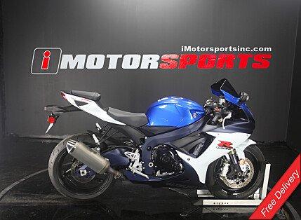 2012 Suzuki GSX-R750 for sale 200603772