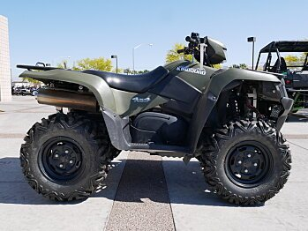 2012 Suzuki KingQuad 750 for sale 200576309
