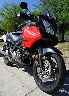 2012 Suzuki V-Strom 1000 for sale 200570327