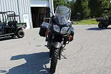 2012 Suzuki V-Strom 650 for sale 200647788
