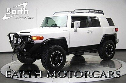 2012 Toyota FJ Cruiser 4WD for sale 100770689