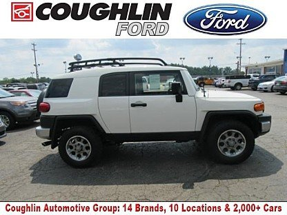 2012 Toyota FJ Cruiser 4WD for sale 100790210