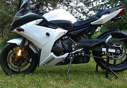 2012 Yamaha FZ6R for sale 200479707