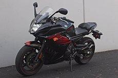 2012 Yamaha FZ6R for sale 200564841