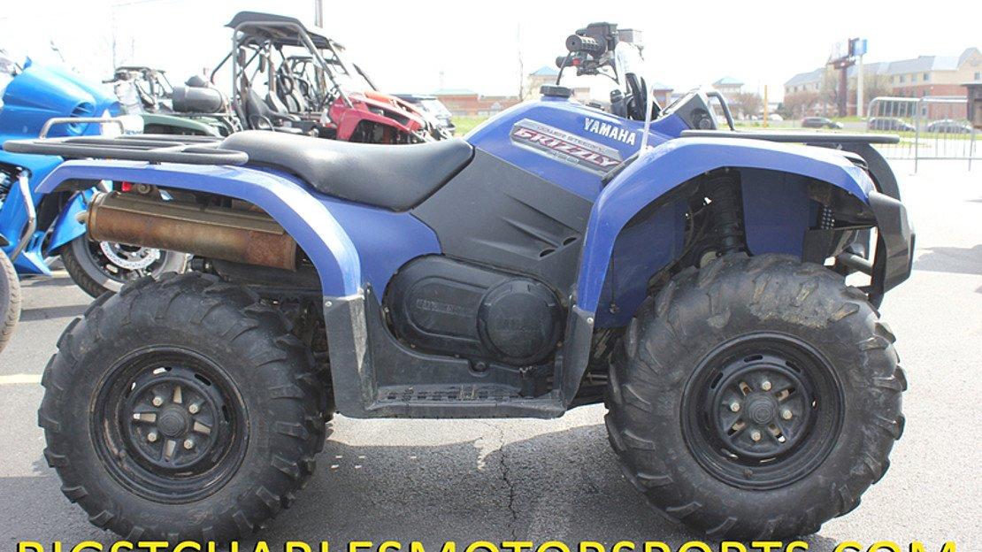 2012 Yamaha Grizzly 450 for sale 200564320