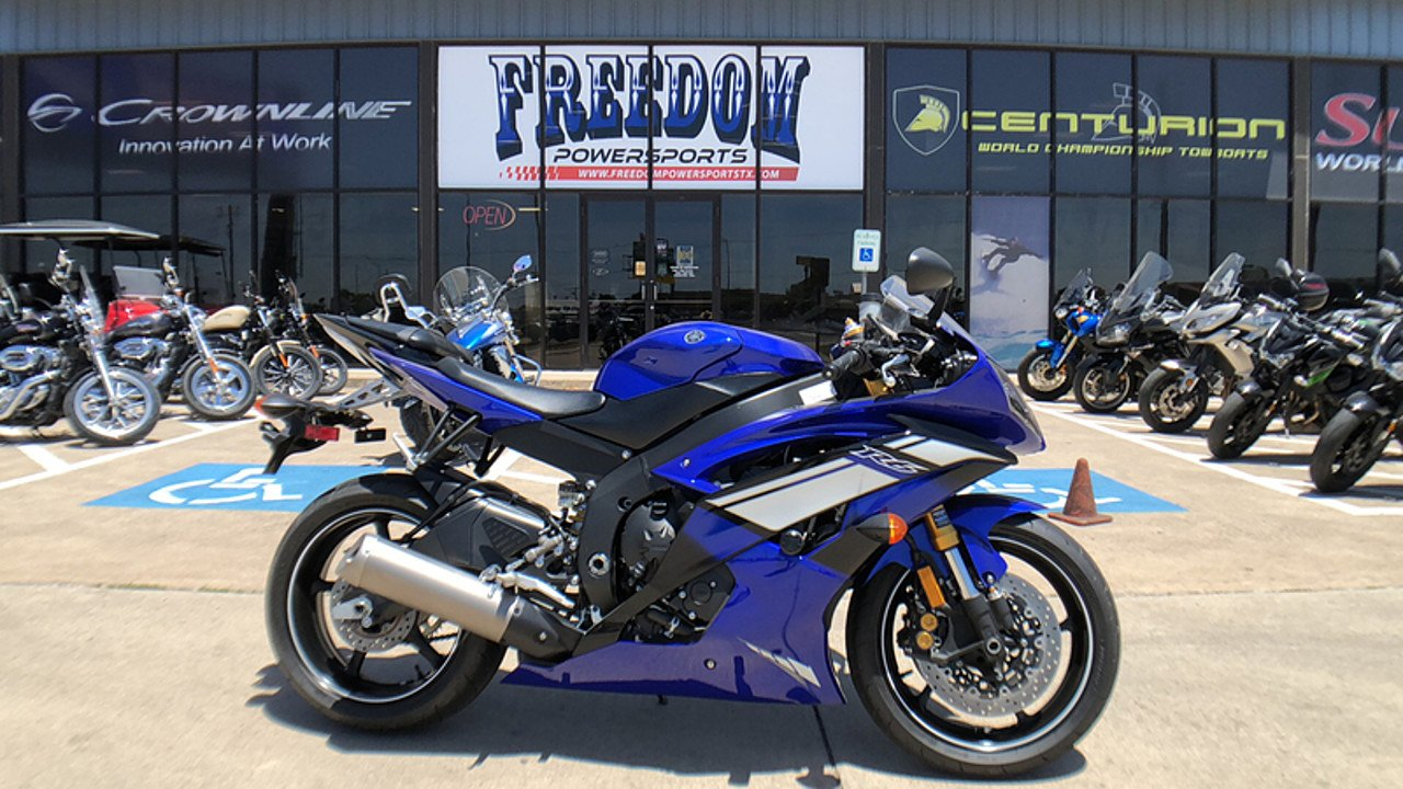 2012 Yamaha YZF-R6 for sale 200594600
