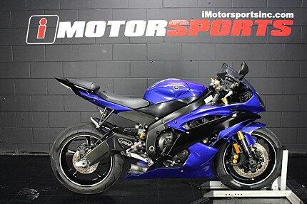2012 Yamaha YZF-R6 for sale 200459786