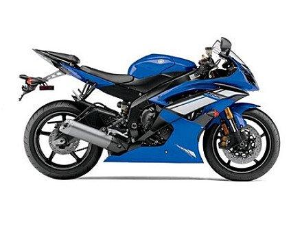 2012 Yamaha YZF-R6 for sale 200483769