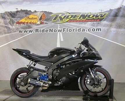 2012 Yamaha YZF-R6 for sale 200580774