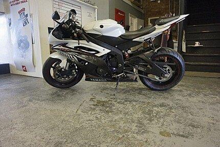 2012 Yamaha YZF-R6 for sale 200604372