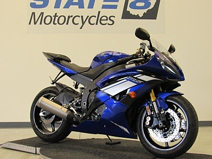 2012 Yamaha YZF-R6 for sale 200607585