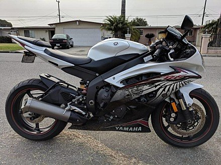2012 Yamaha YZF-R6 for sale 200627895