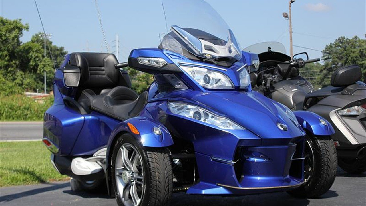 2012 can-am Spyder RT-S for sale 200597533
