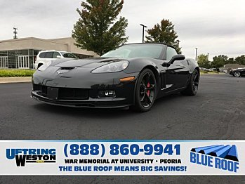 2012 chevrolet Corvette Grand Sport Convertible for sale 101019240