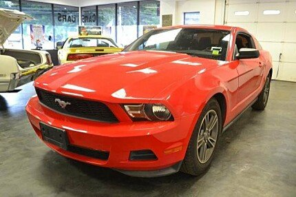 2012 ford Mustang Coupe for sale 101002610