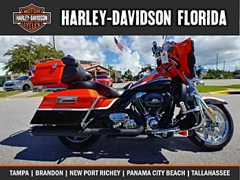 2012 harley-davidson CVO for sale 200617126