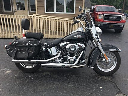 2012 harley-davidson Softail for sale 200611696
