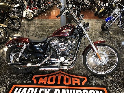 2012 harley-davidson Sportster for sale 200597737