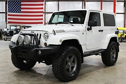 2012 jeep Wrangler 4WD Rubicon for sale 100915154