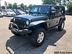 2012 jeep Wrangler 4WD Unlimited Sahara for sale 101014654